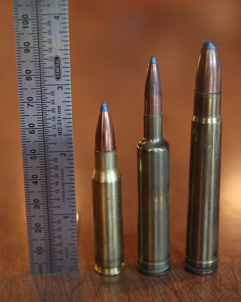 The Simple Maths of Why Smaller Bullets Are Deadlier