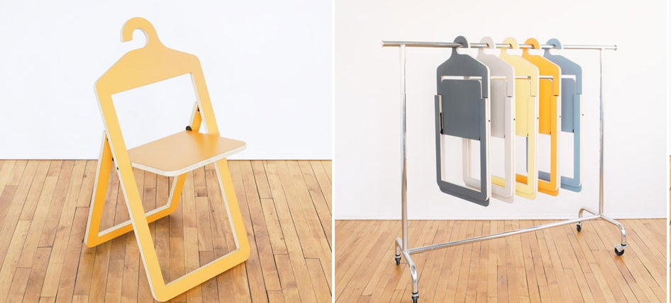These Folding Chairs Are Beautifully Practical