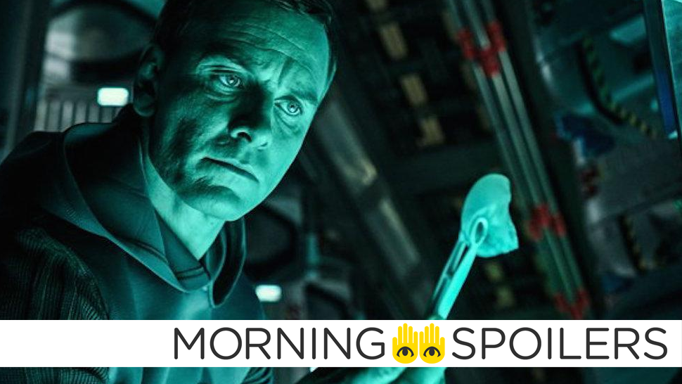 Ridley Scott Offers Another Update On His Alien Prequels