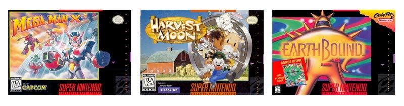 The Super Nintendo's Most Valuable Games   Kotaku Australia