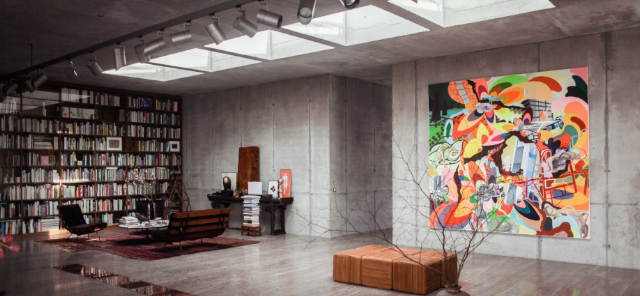 Explore an 80-Room Nazi Bunker Converted Into a Home and Gallery