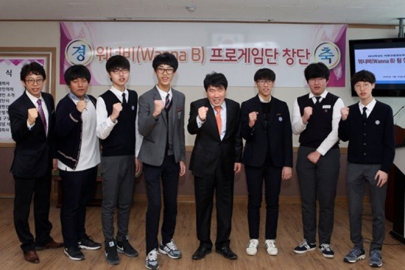Meet South Korea's High School Esports Team | Kotaku Australia