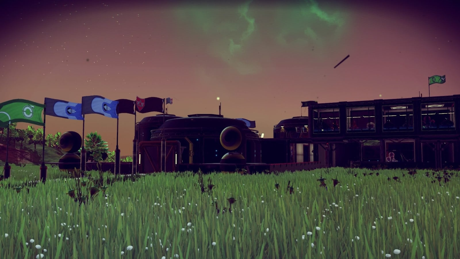 10 Cool Player Bases From No Man's Sky's Update