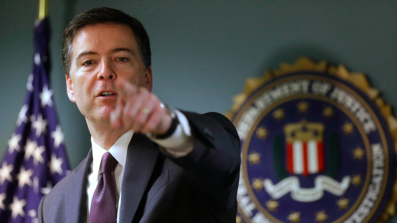 FBI Director James Comey Is a Clown