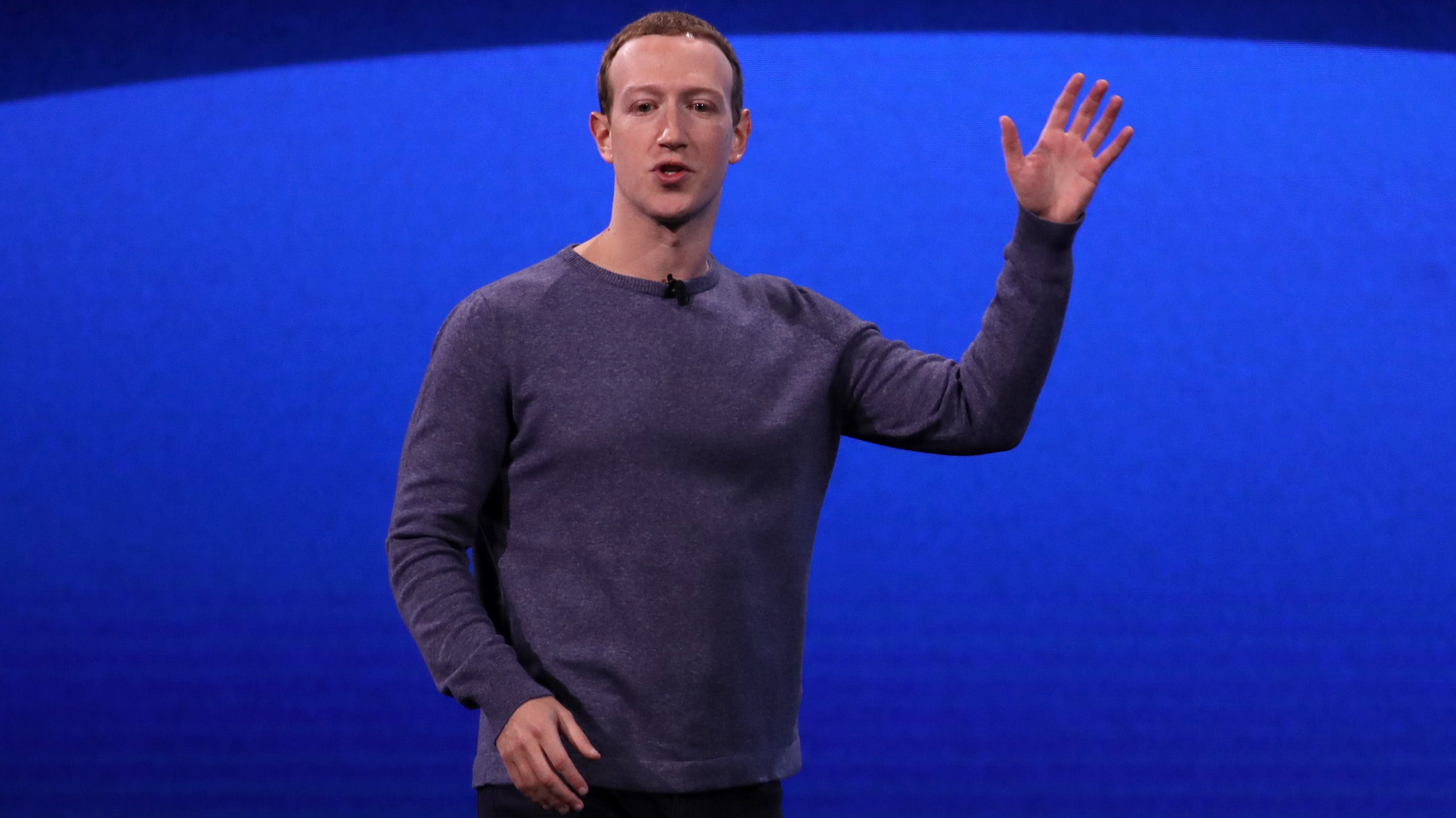 Mark Zuckerberg Declines To Make Mark Zuckerberg Less Powerful