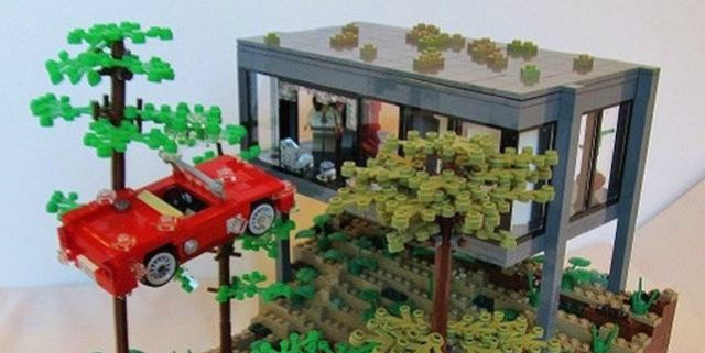 Can You Name This Famous Movie Scene Just by Its LEGOs?