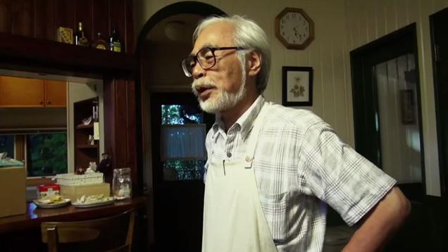 Hayao Miyazaki Calls Charlie Hebdo Cartoons a