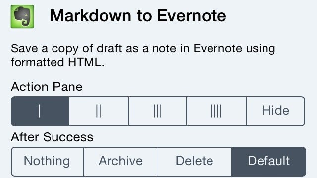 Save Articles From The Web To Evernote In iOS With This Bookmarklet