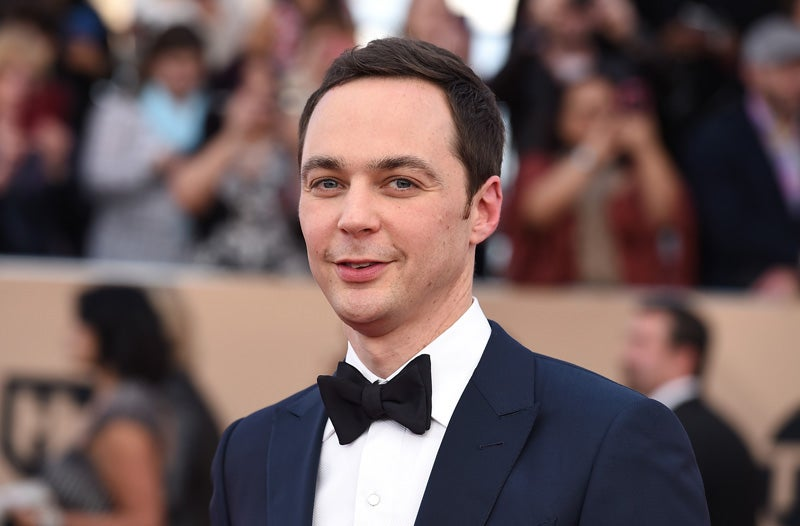Jim Parsons To Play BuzzFeed Editor In Movie Nobody Asked For