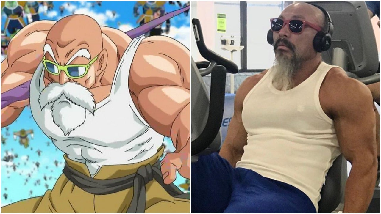 It's The Real-Life Master Roshi
