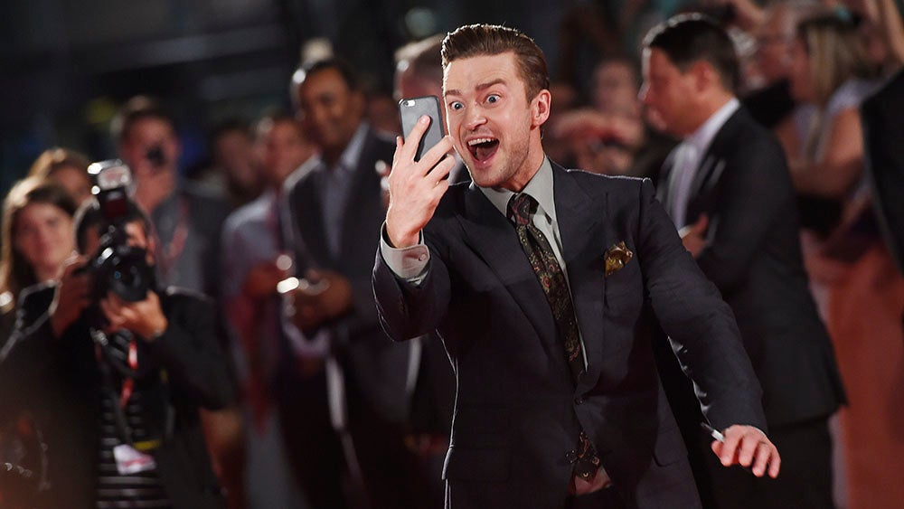 Justin Timberlake Could Go To Gaol For Taking A Voting Selfie
