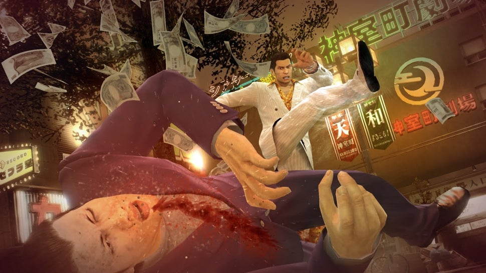 Get Rich Beating People Up in Yakuza 0