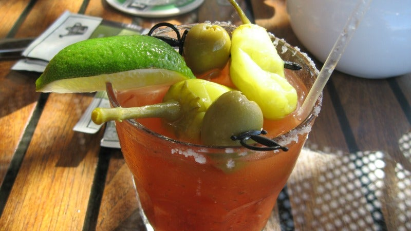 Your Guide to Building a Better Bloody Mary Bar