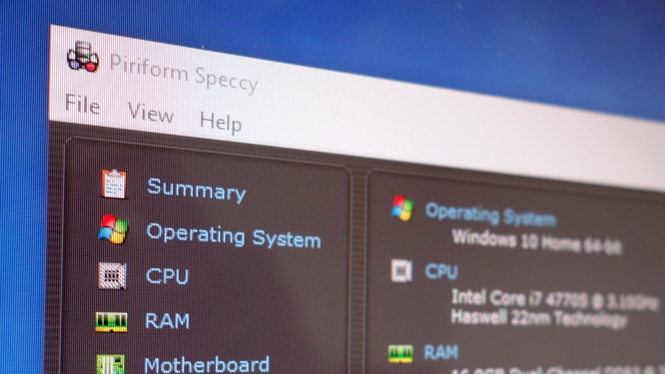 How To Find The Specs For Any Device You Own