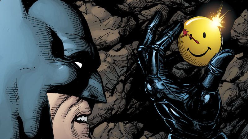 Batman's About To Start Unravelling DC Rebirth's Watchmen Mystery