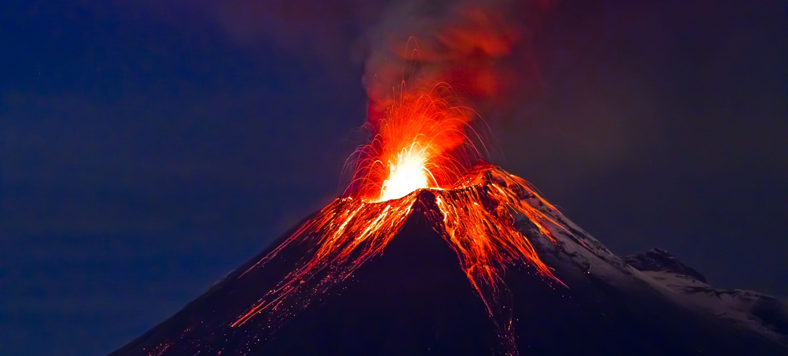 Volcanoes Don't Work the Way You Think They Do