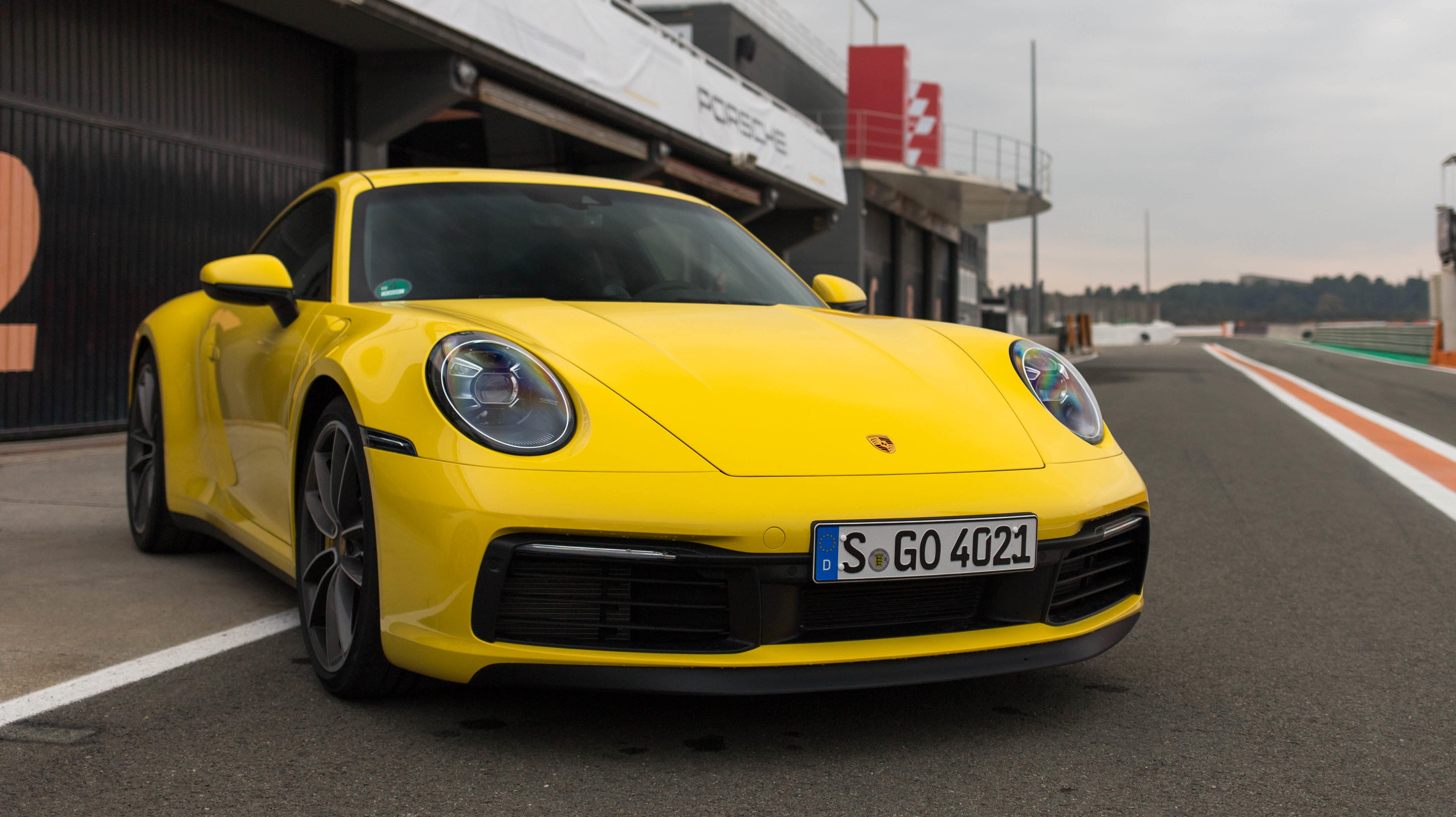 Porsche Rules Out Using A Naturally Aspirated Engine For The 992