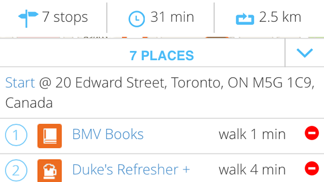 WunderWalk Creates Walking Tours To Take In Your Neighbourhood