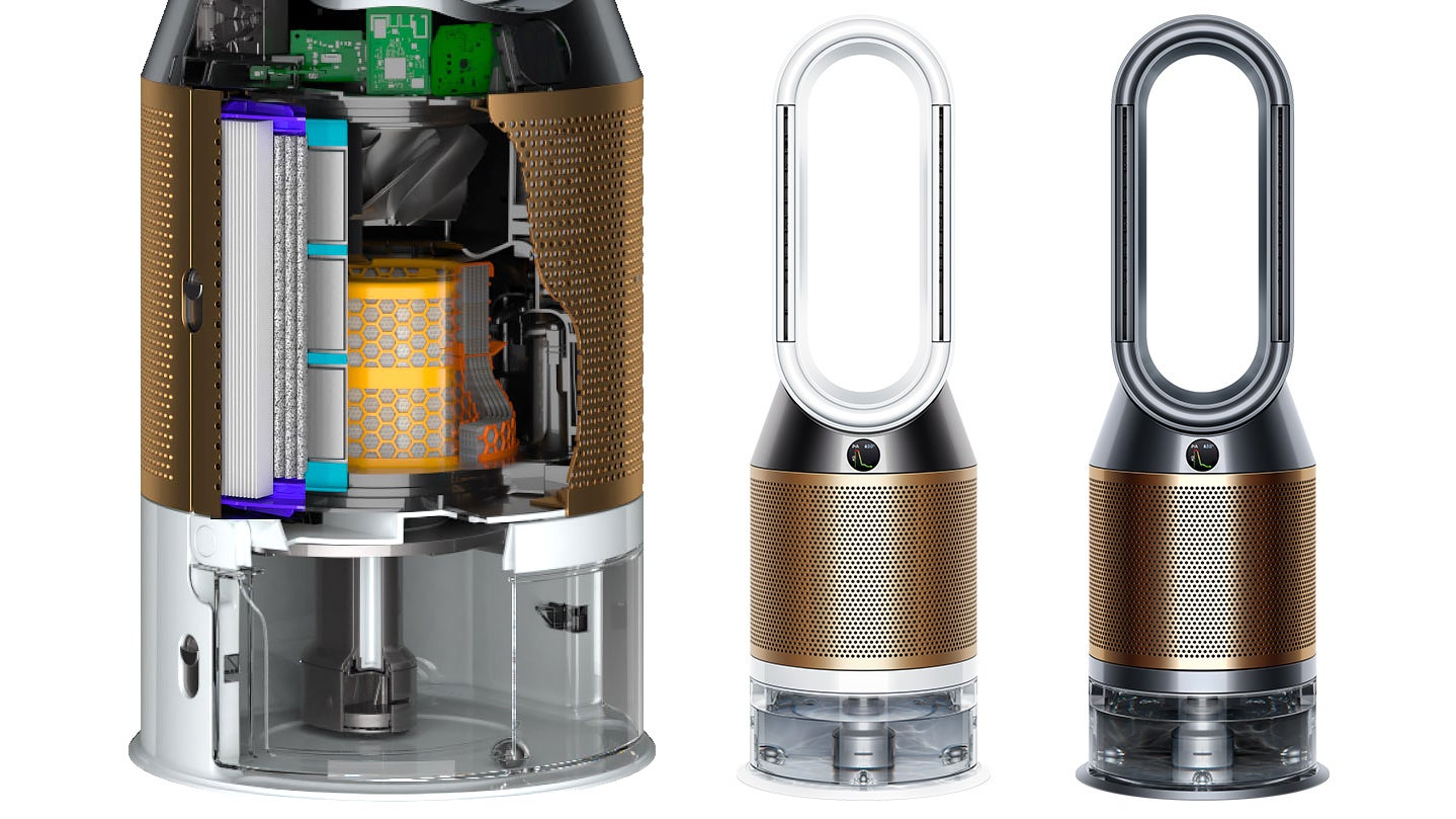 Dyson Redesigned Its High-Maintenance Humidifier So It Now Cleans Itself