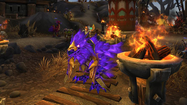 How To Get World Of Warcraft's New Super-Rare Mount