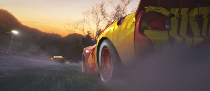There's Something Weird AboutCars 3