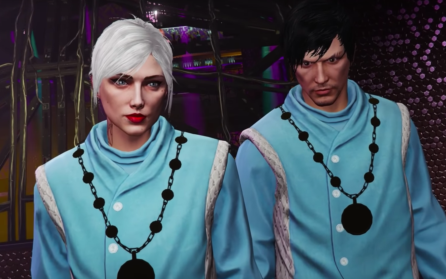 GTA Online Players Find Easter Egg By Tipping Bathroom Attendant At Least 500 Times