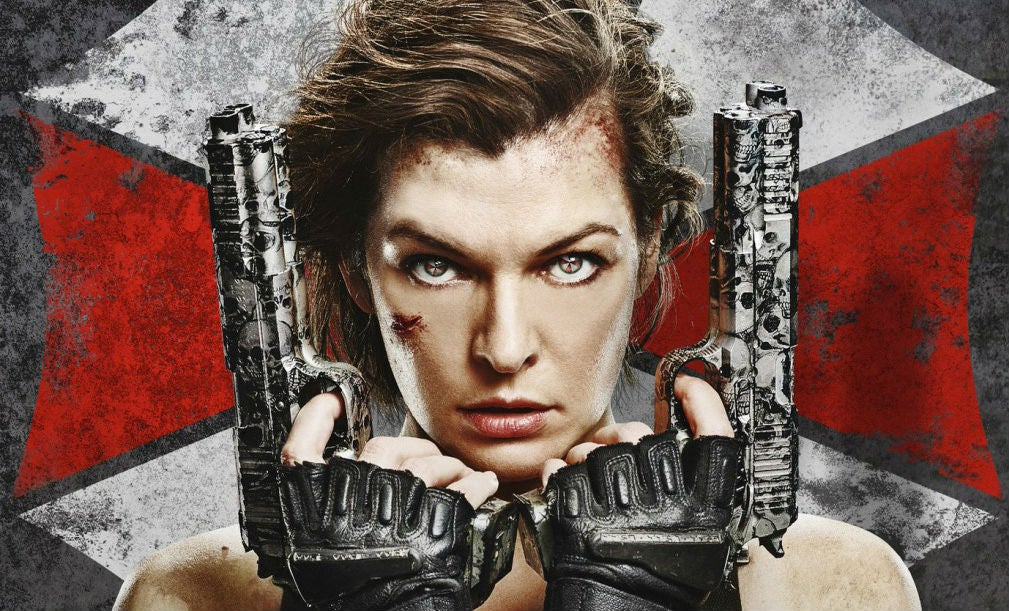 The Trailer For Resident Evil: The Final Chapter IsPretty Fun