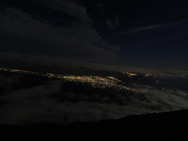 Oh Hey, It's Just a Super Nintendo Sitting on Mt. Fuji