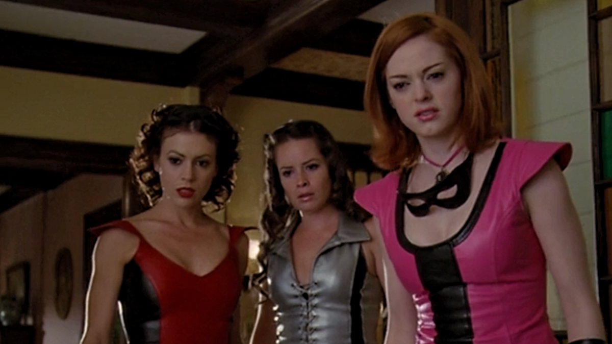 Remember That Time The Charmed Ones Became The World's Worst Superheroes?