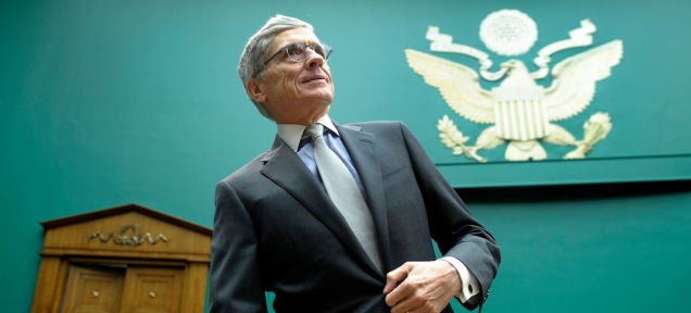 FCC Chair Hints Net Neutrality Rules Will Treat Broadband As A Utility