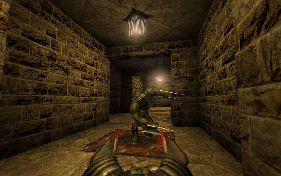 The Original Unreal Got Aliens Right