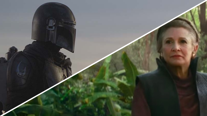 The Rise Of Skywalker And The Mandalorian's Fascinating Approaches To Star Wars Fan Service