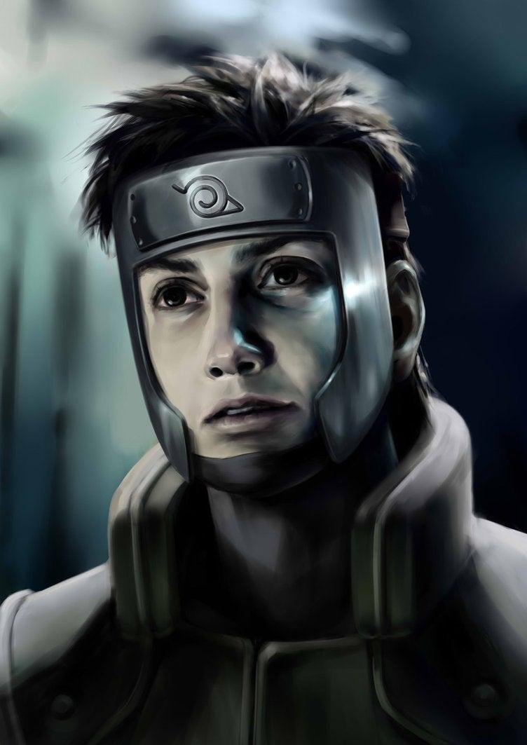 Naruto characters gone really dark