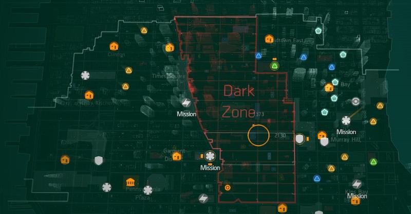 The Division's 'Dark Zone' Is Definitely A Work In Progress
