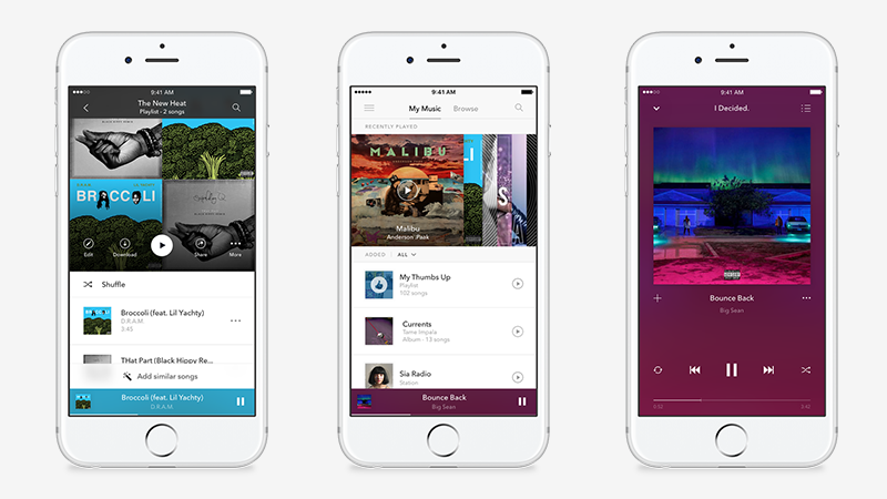 Pandora Premium Takes On Spotify And Apple Music With Basically The Same Service In A Fancier Package