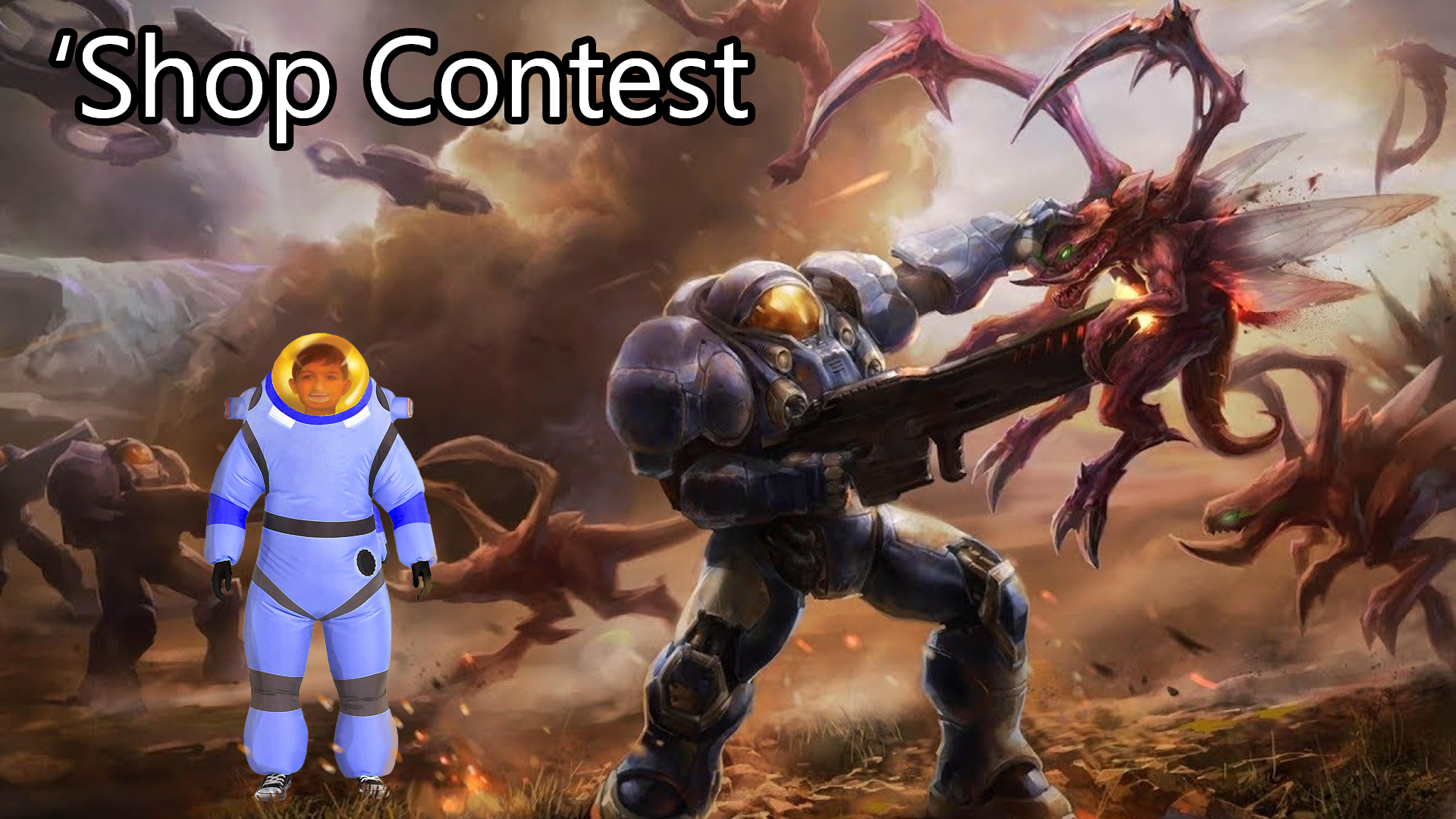 'Shop Contest: Astroneer Costume