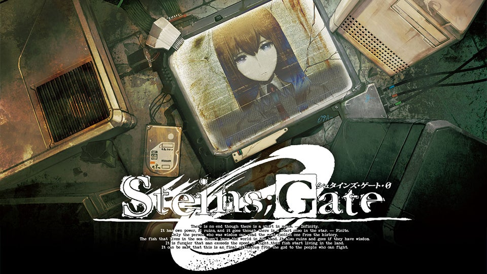 New Steins;Gate Game and Anime to Tell an Intriguing Story