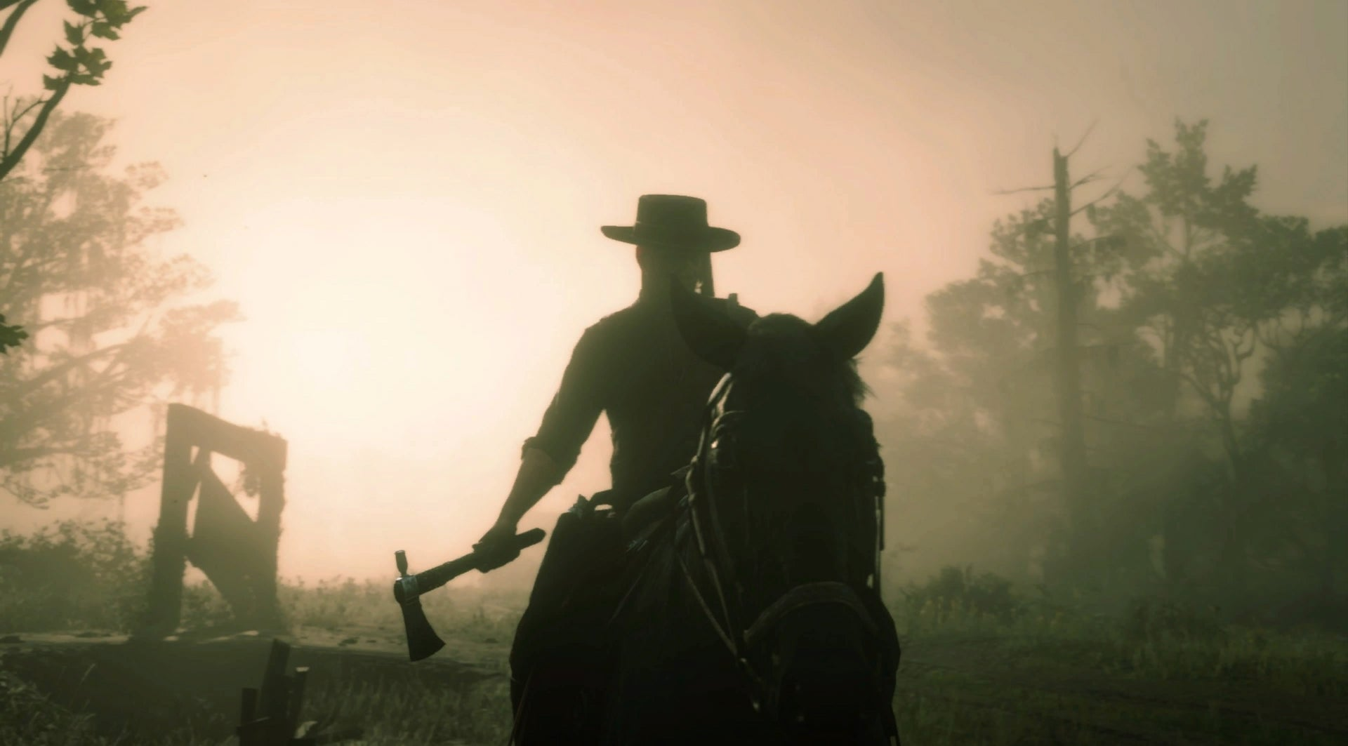 The Treacherous Tales Of The Red Dead Online Player Who Takes Pictures Of Strangers