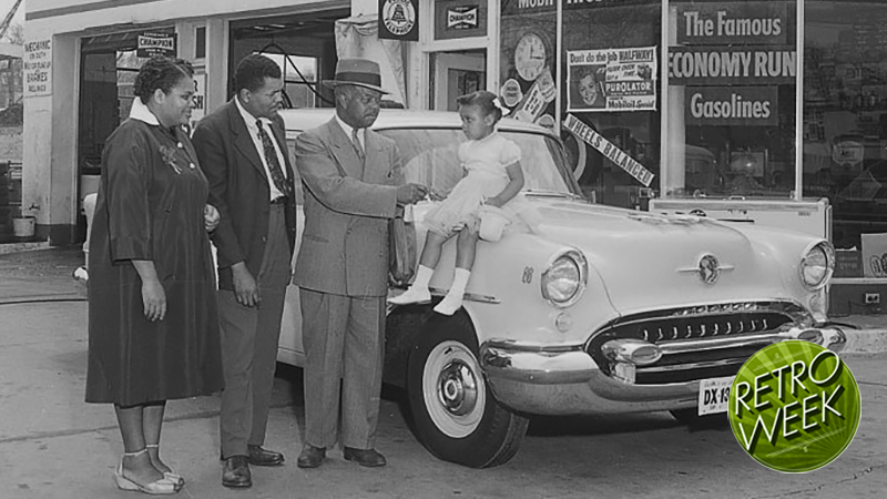 How The Negro Traveller's Green Book Helped Black People Get Around In The 1950s