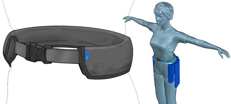 An Airbag Belt Could Help Protect Seniors' Hips From Nasty Falls