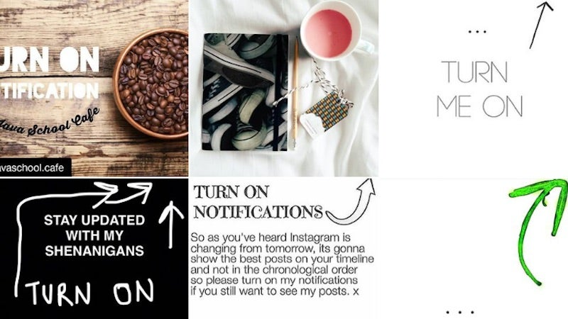 Instagram Is The Latest Service To Consider Reordering Your Timeline