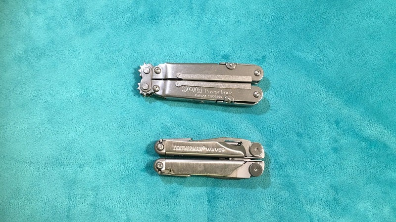 Multitool Showdown: Leatherman Wave vs. SOG PowerLock