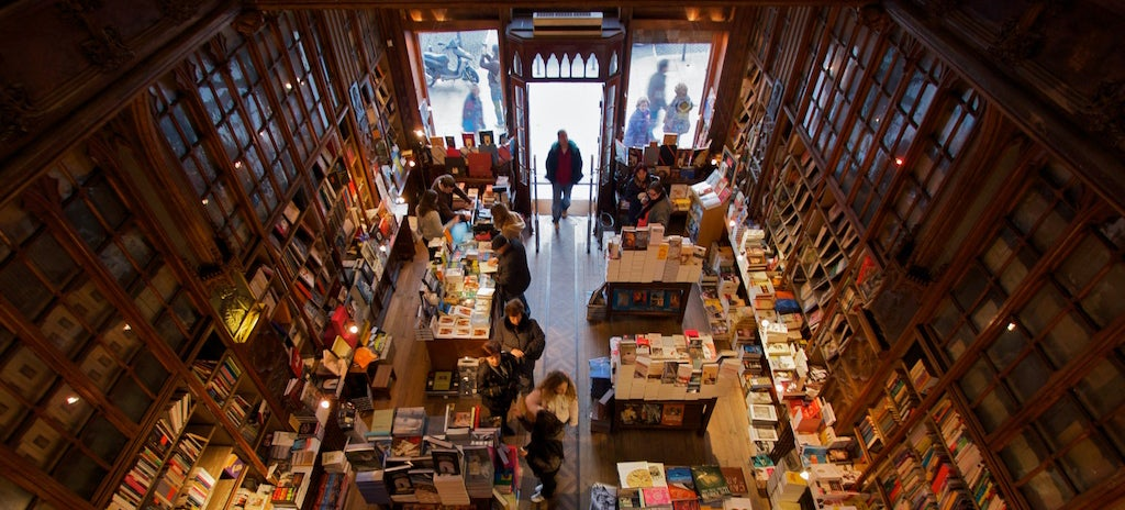 What's Your Favourite Non-Amazon Place to Buy Books?