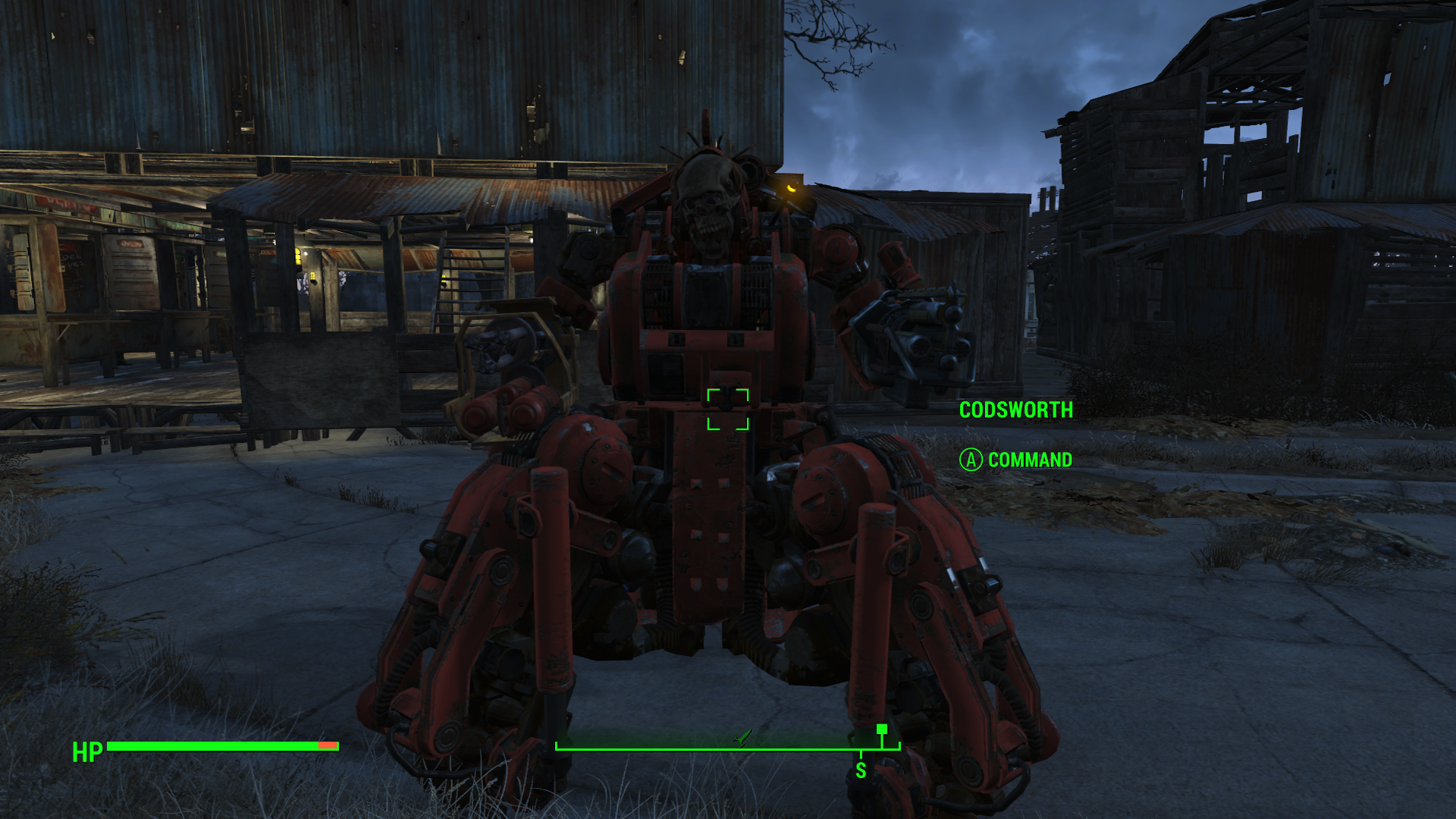 fallout 4 players are turning codsworth into a monster in the new dlc kotaku australia. Black Bedroom Furniture Sets. Home Design Ideas
