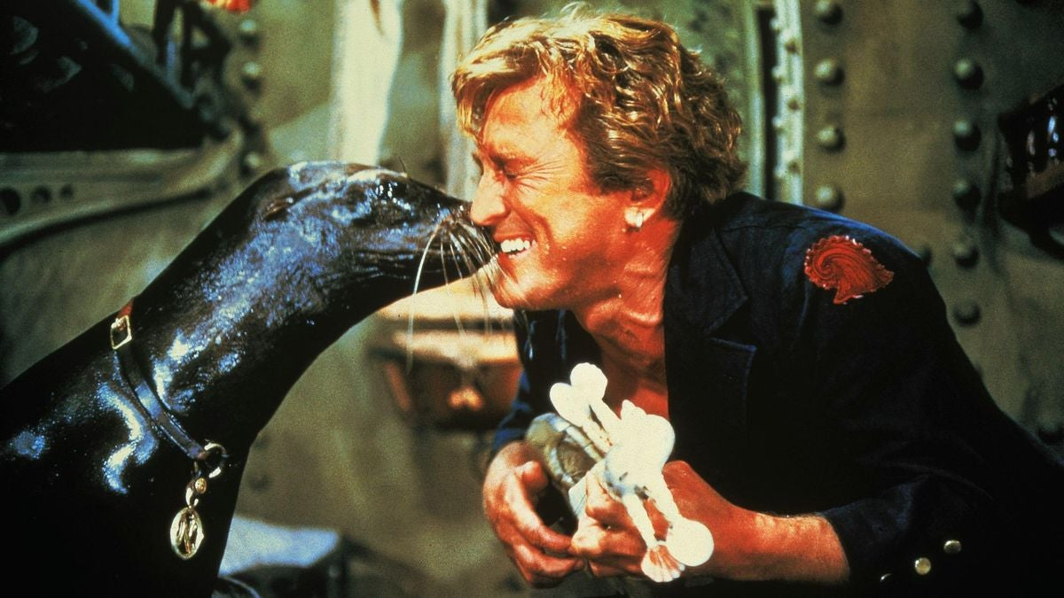 RIP Kirk Douglas, Legendary Star Of 20,000 Leagues Under The Sea And Many Others