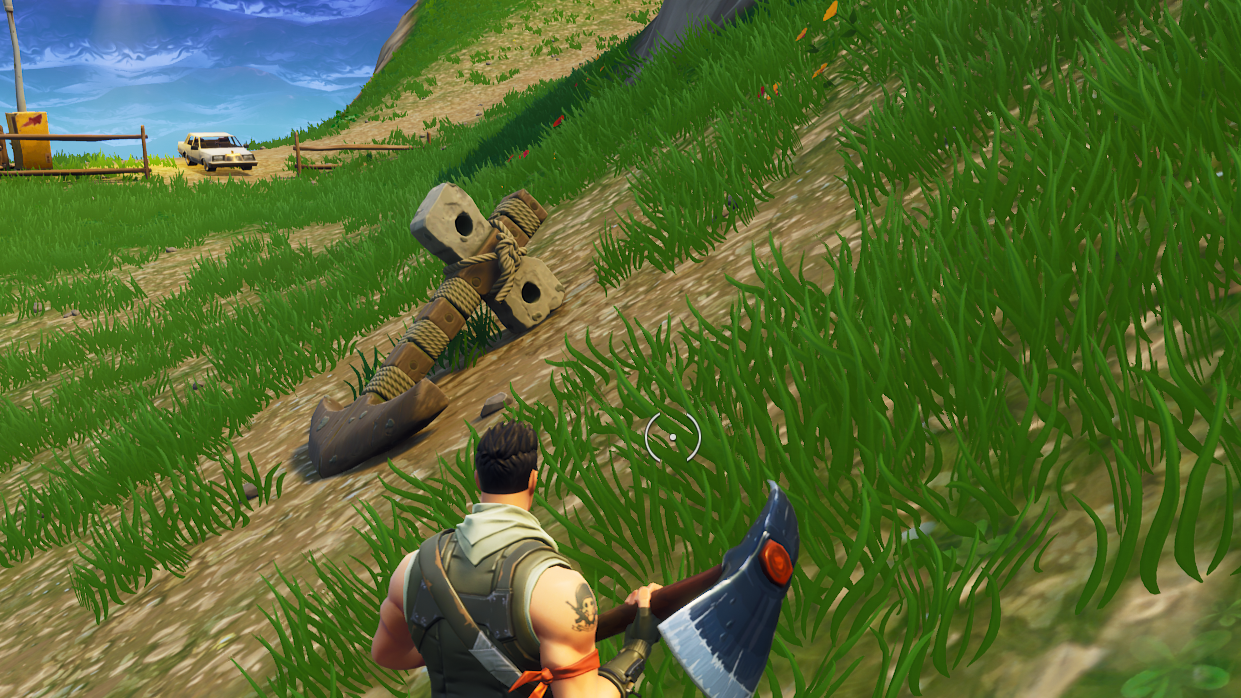 Now There's A Mysterious Anchor In Fortnite