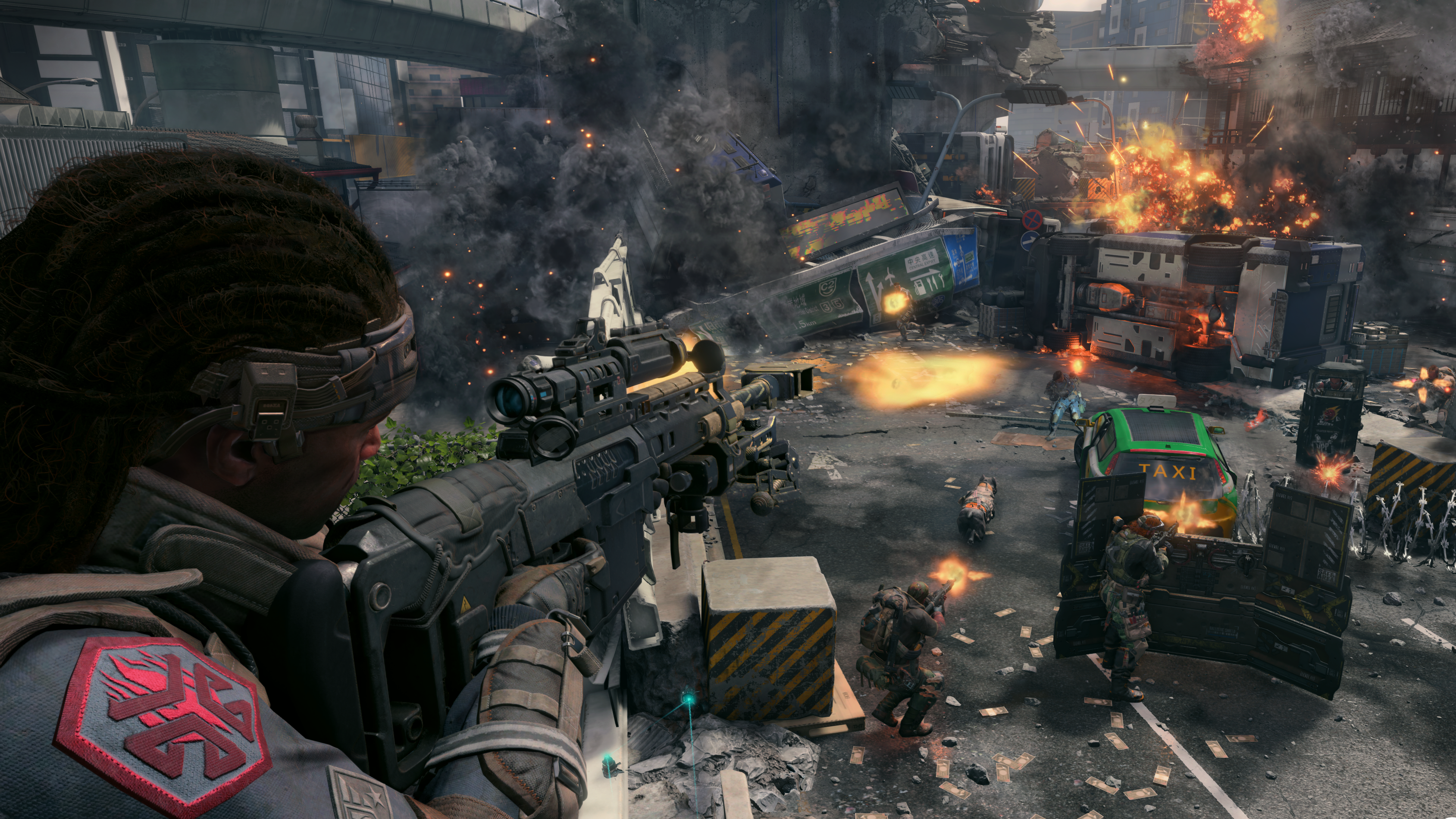 Black Ops 4Heist Mode Gives Call Of DutyA Payday-Style Twist
