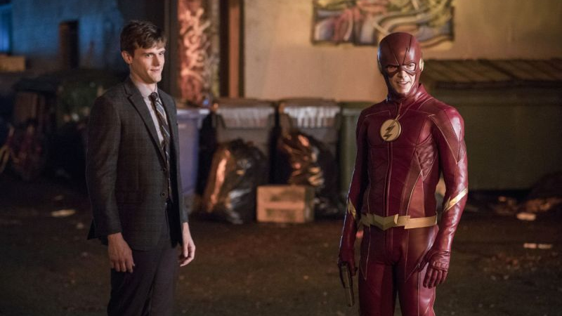 The Flash Has Found The Perfect Foil For Barry Allen The