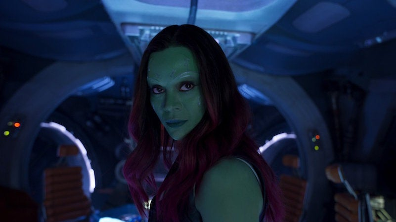 If Zoe Saldana Accidentally Revealed The Title Of Avengers 4, It's Absolutely Not A Spoiler