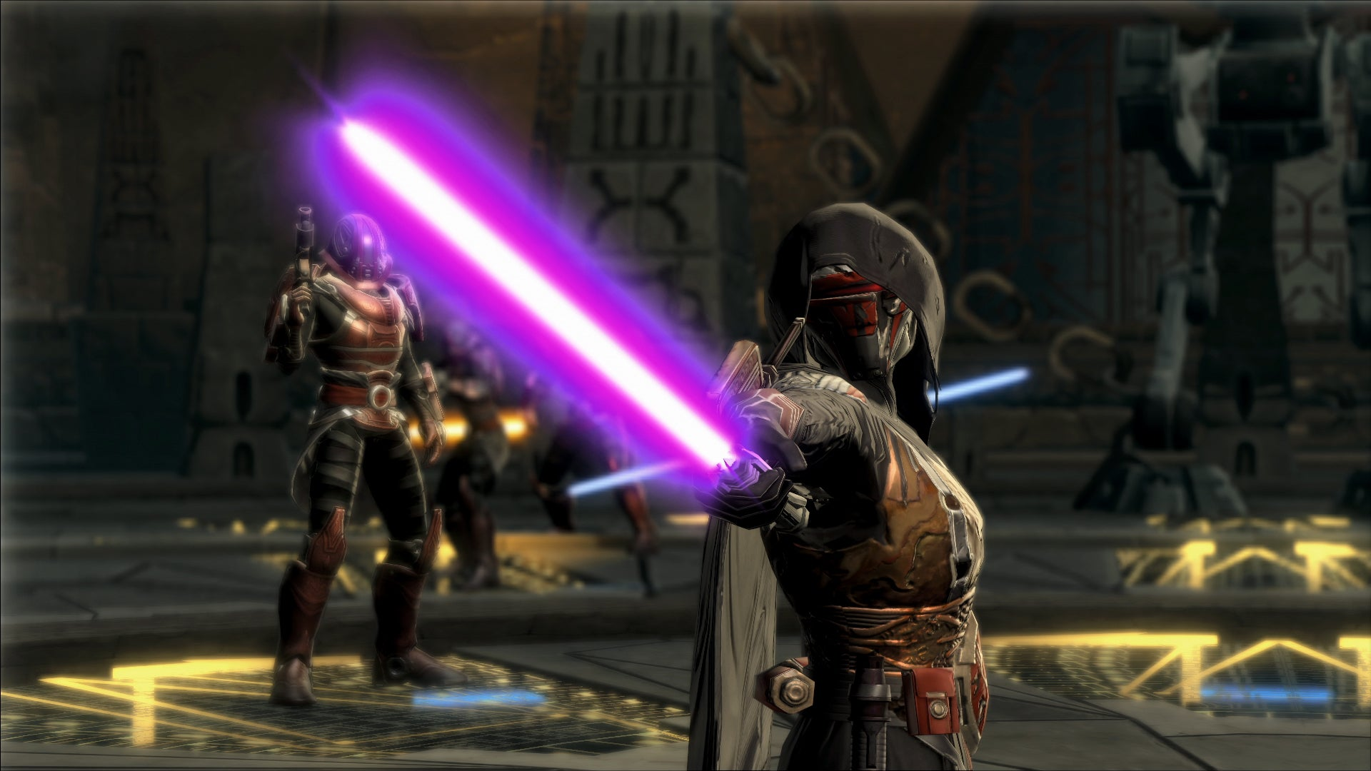 The State of Star Wars: The Old Republic, Three Years In